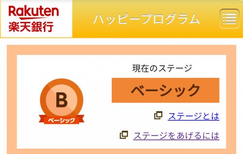 【ハッピープログラムの利用状況等の確認方法】2.ハッピープログラムの専用ページにアクセスできる